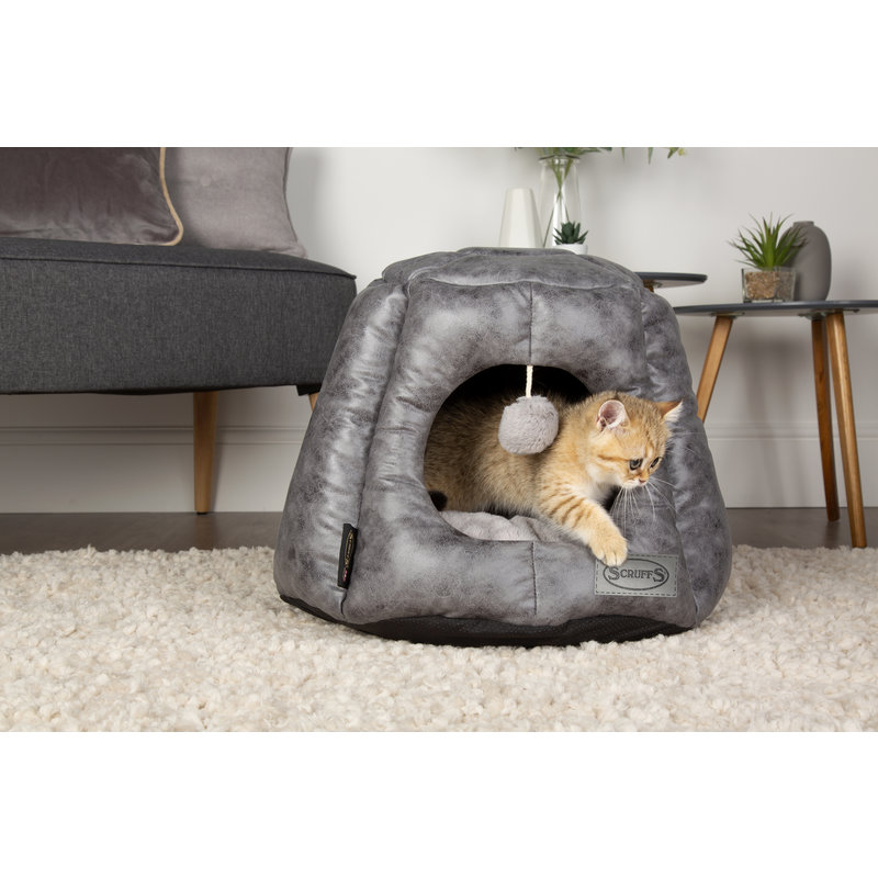 Scruffs kattenbed Knightsbridge