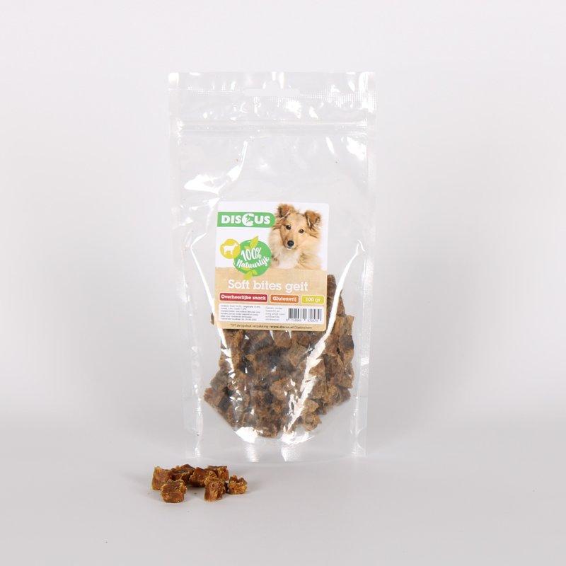 Discus Naturals Soft Bites Geit 100gram