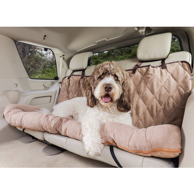 Car Dog Bed