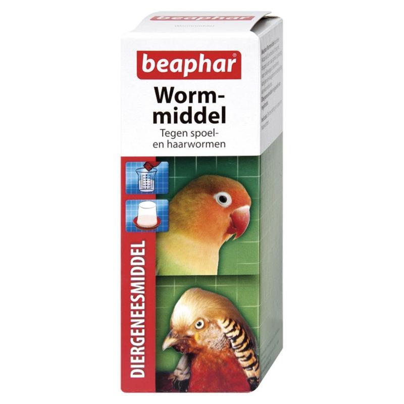 Wormmiddel vogel/knaagdier 100ml