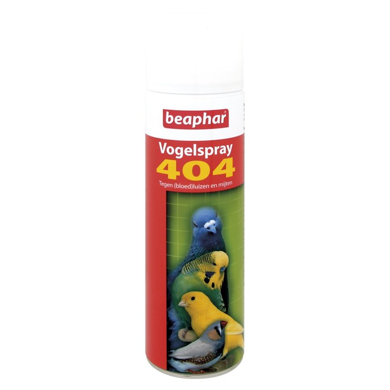 404 Vogelspray