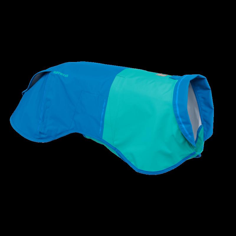 Ruffwear Hondenregenjas Blue Dusk