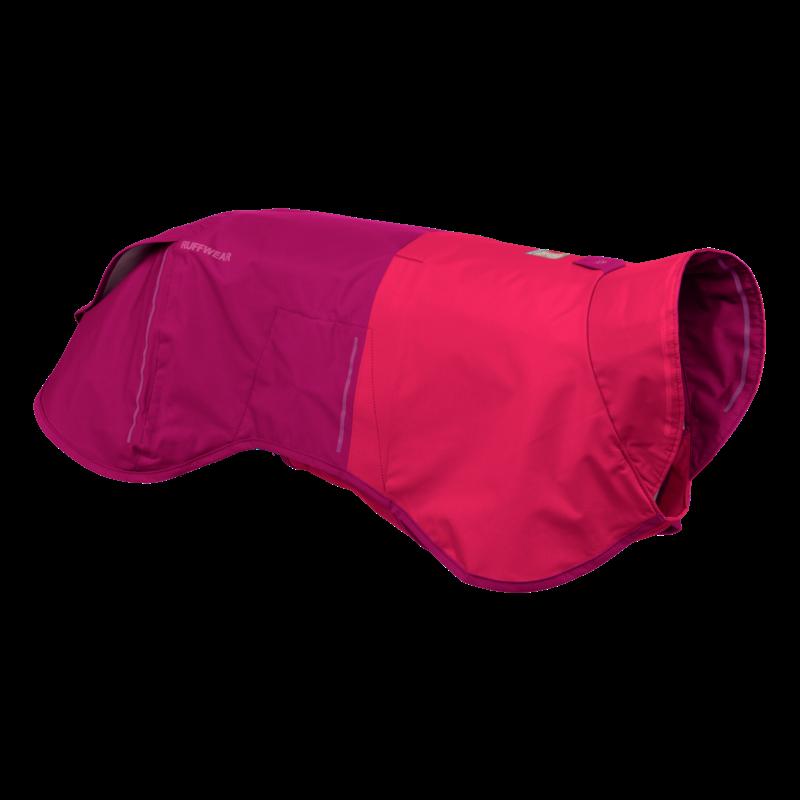 Ruffwear Hondenregenjas Hubiscus Pink