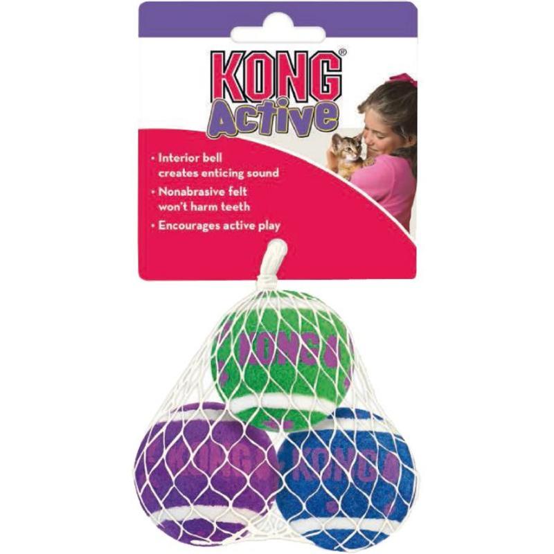 KONG Tennis Balls with Bells