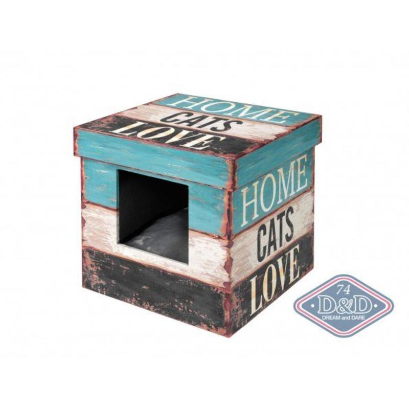 Cat-Box Love
