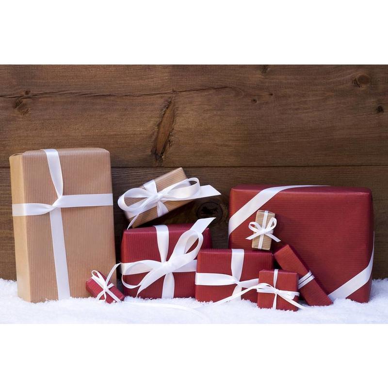 Product inpakken in cadeauverpakking