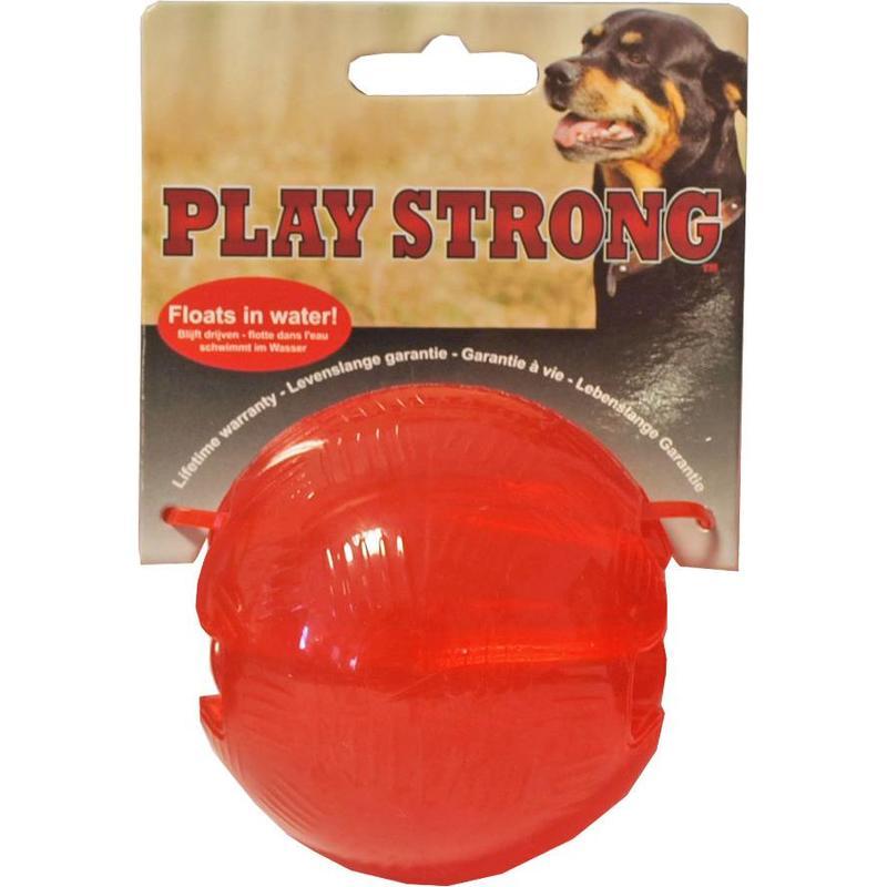 Play Strong Hondenspeelbal: Sterk en uitdagend hondenspeelgoed
