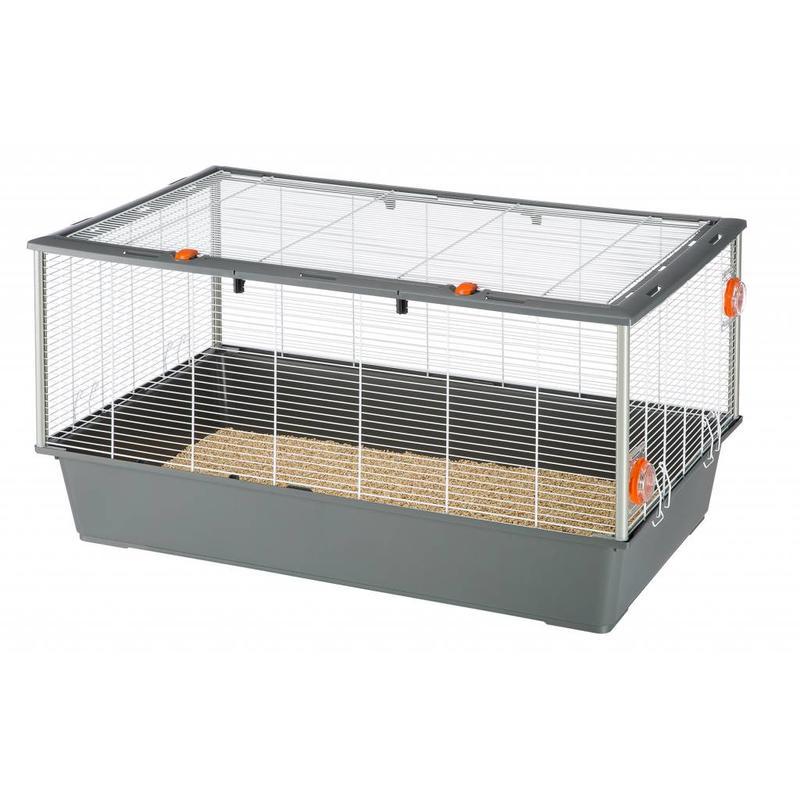 Basic ruime ratten of hamsterkooi.