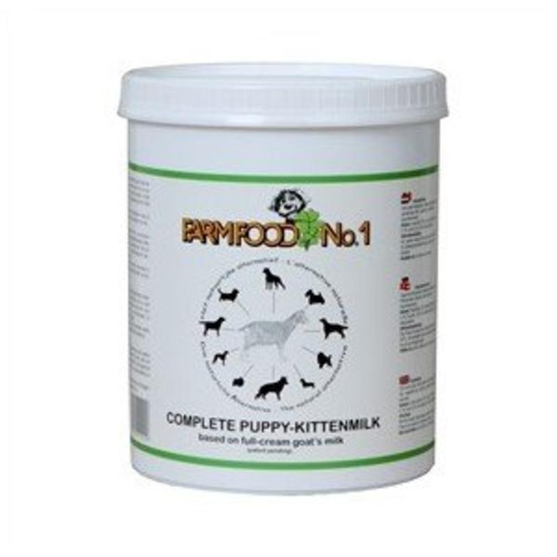 Farm Food No1 Puppy en Kittenmelk