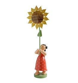 Wendt & Kühn Mädchen mit Sonnenblume