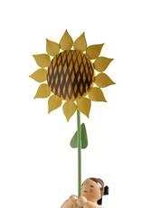 Wendt & Kühn Mädchen mit Sonnenblume I Blumenkinder I Wendt & Kühn