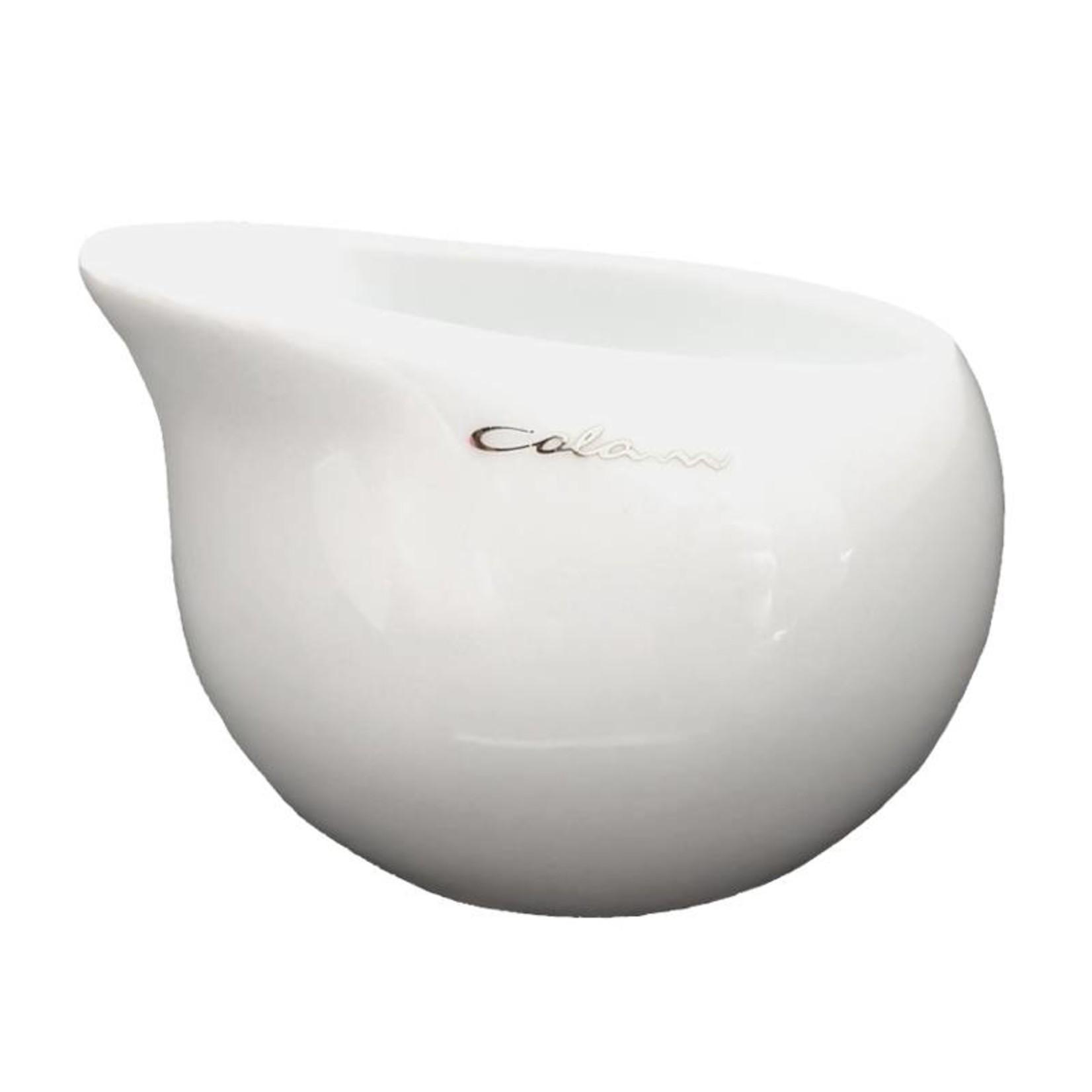 Colani Porzellanserie Colani Zuckerschale | weiß  | Zuckergefäß | Porzellan