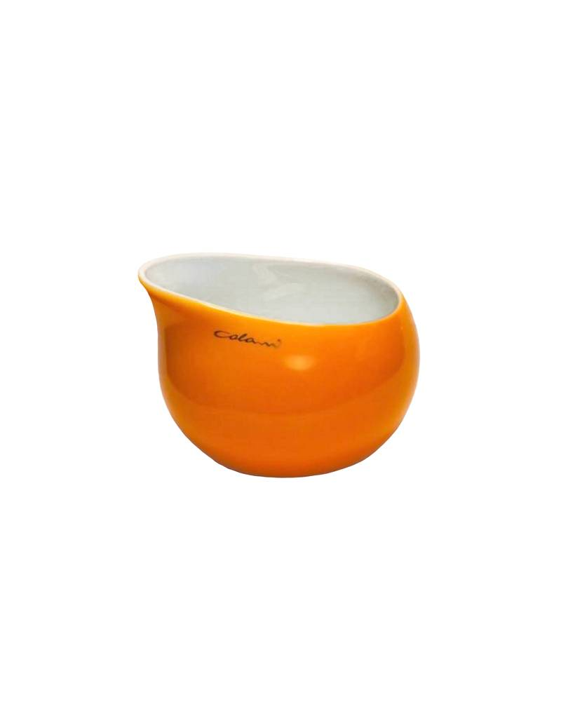 Colani Porzellanserie Colani Zuckerschale I orange I Zuckergefäß I Porzellan