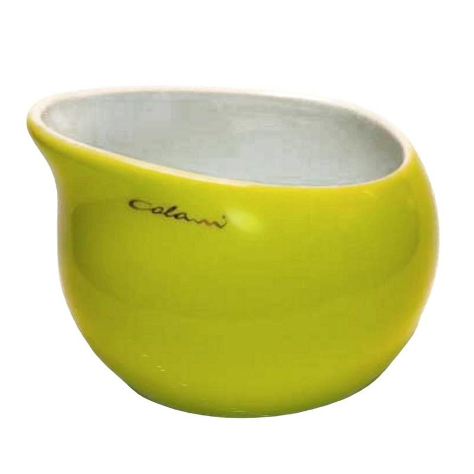 Colani Porzellanserie Colani Zuckerschale I grün I Zuckergefäß I Porzellan