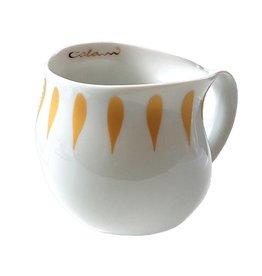 Colani Porzellanserie Colani Kaffeebecher, gold & black 5