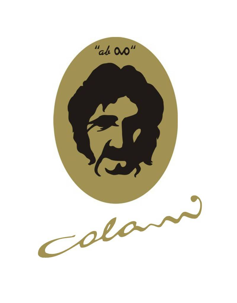Colani Porzellanserie Colani Dessertteller I gold-schwarz I Teller I Porzellan