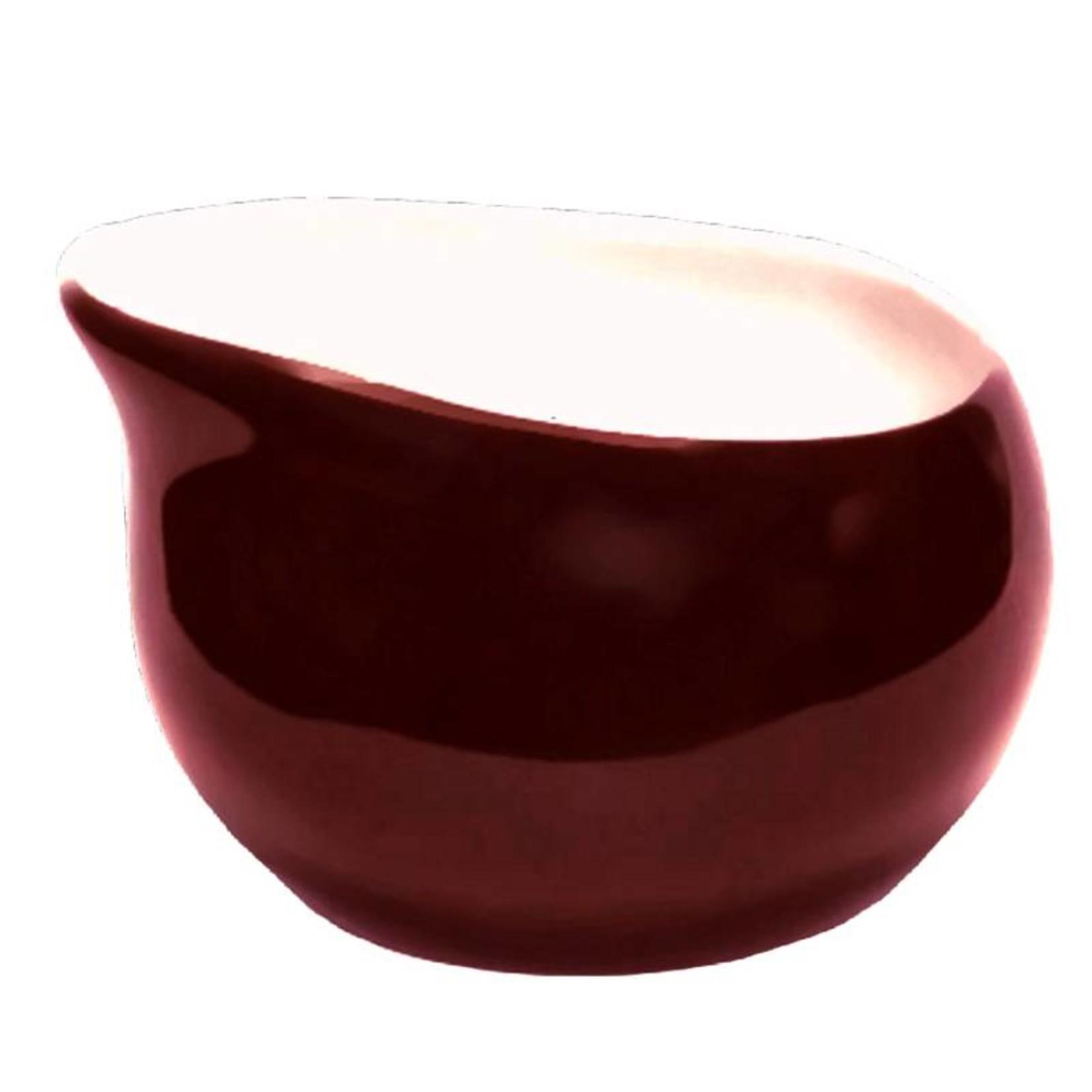 Colani Porzellanserie Colani Zuckerschale I violett I Zuckergefäß I Porzellan