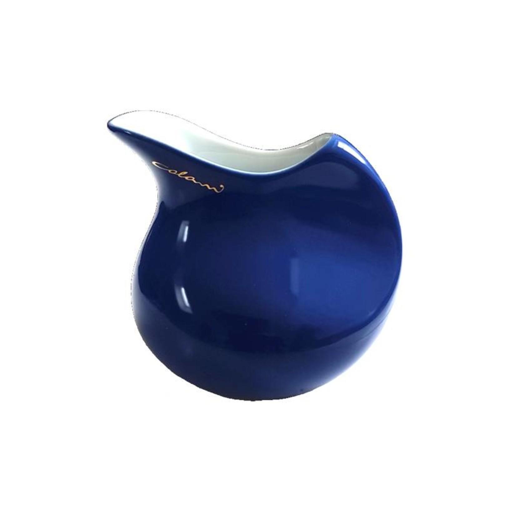 Colani Porzellanserie Colani Sahnegießer I blau I Milchkännchen I Porzellan