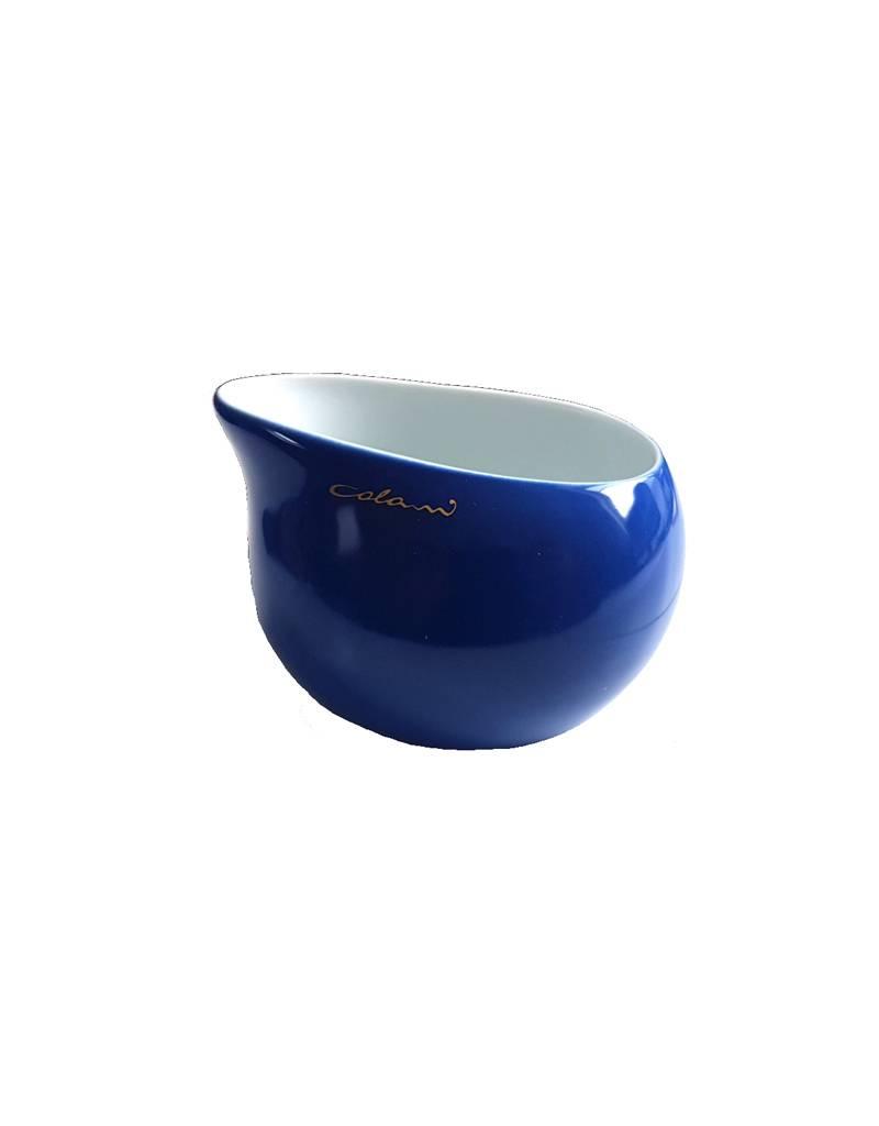 Colani Porzellanserie Colani Zuckerschale I blau I Zuckergefäß I Porzellan