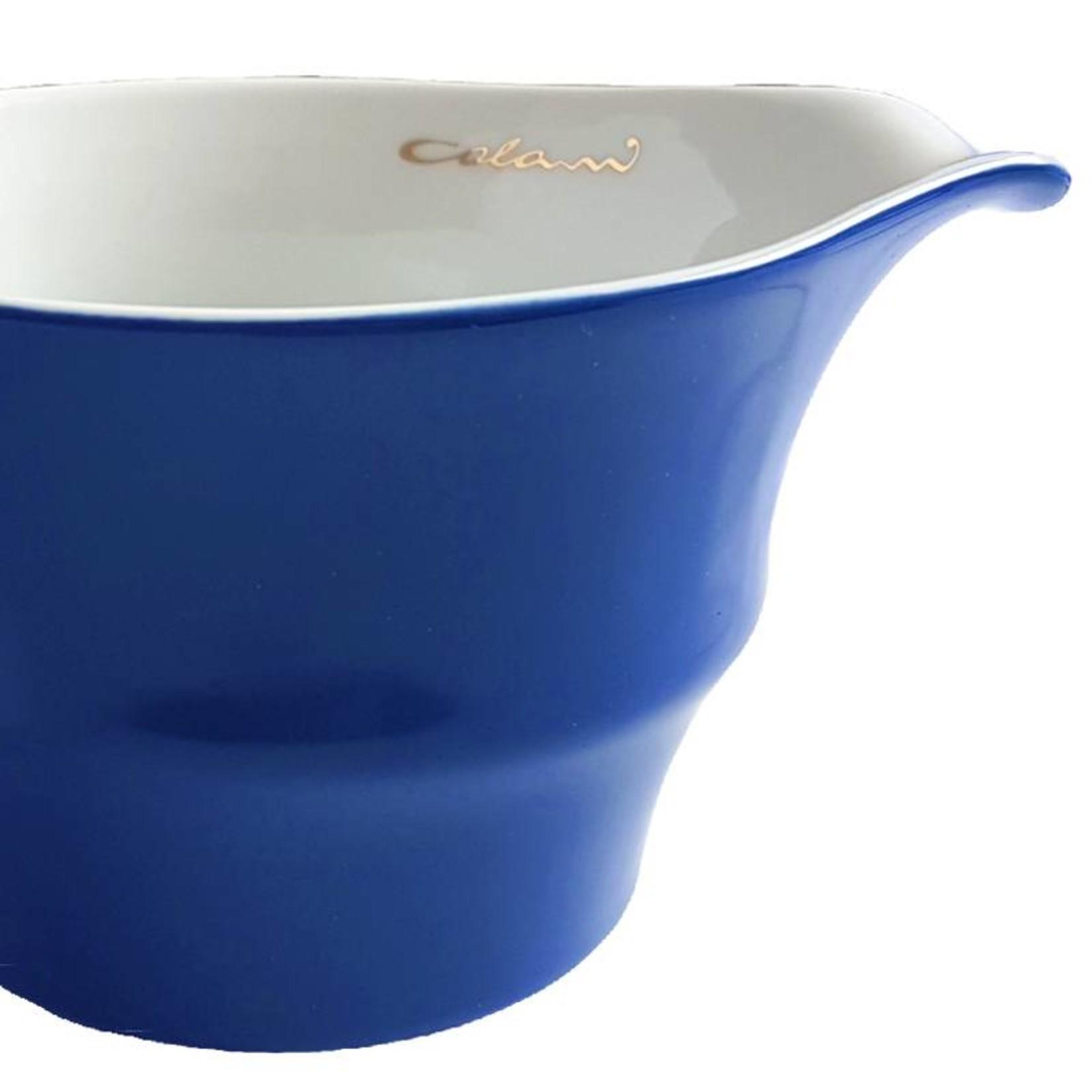 Colani Porzellanserie Colani Müslischale I blau I Schüssel I Porzellan