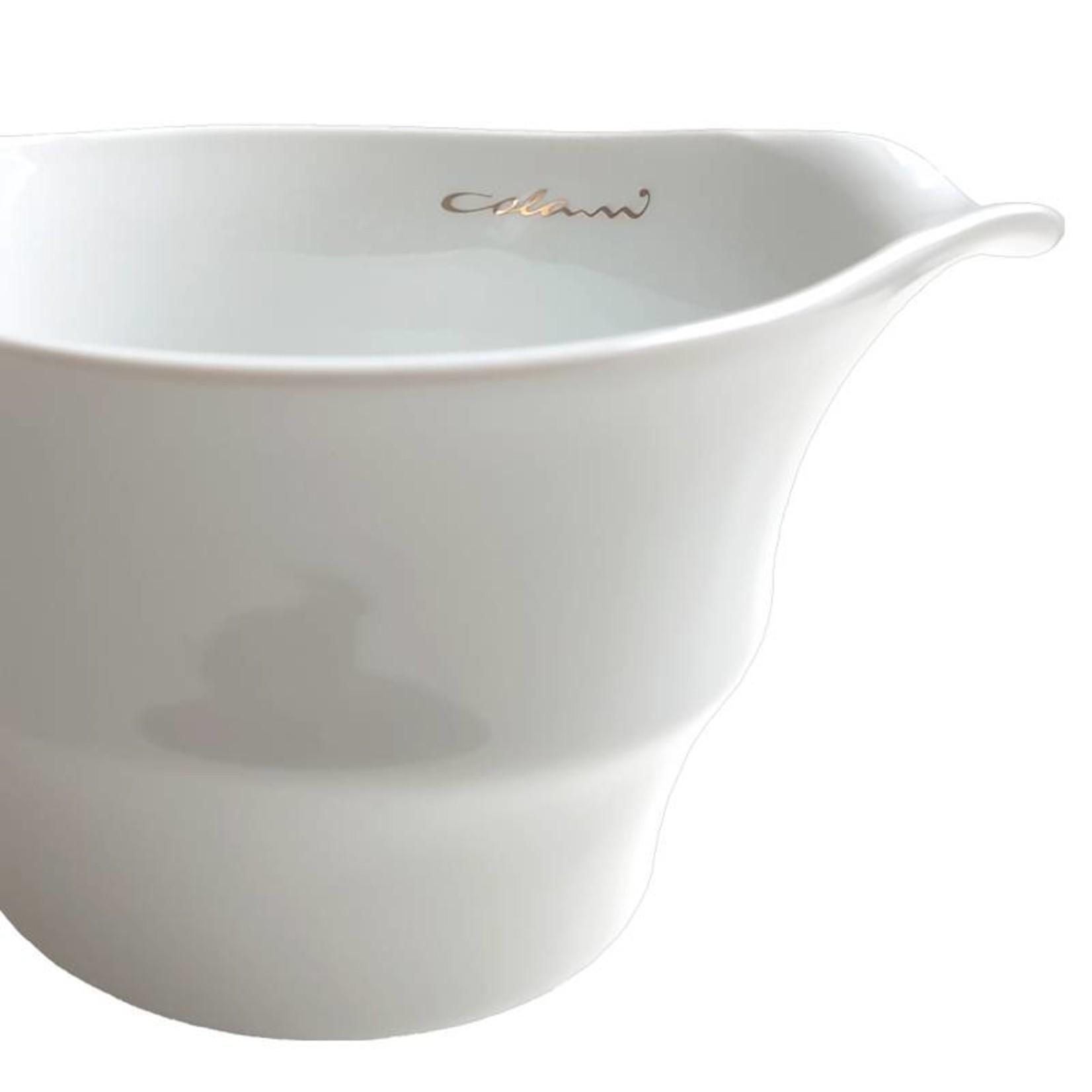 Colani Porzellanserie Colani Müslischale | weiß | Porzellan | Luigi Colani Design