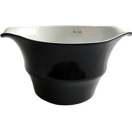 Colani Porzellanserie Colani Müslischale schwarz