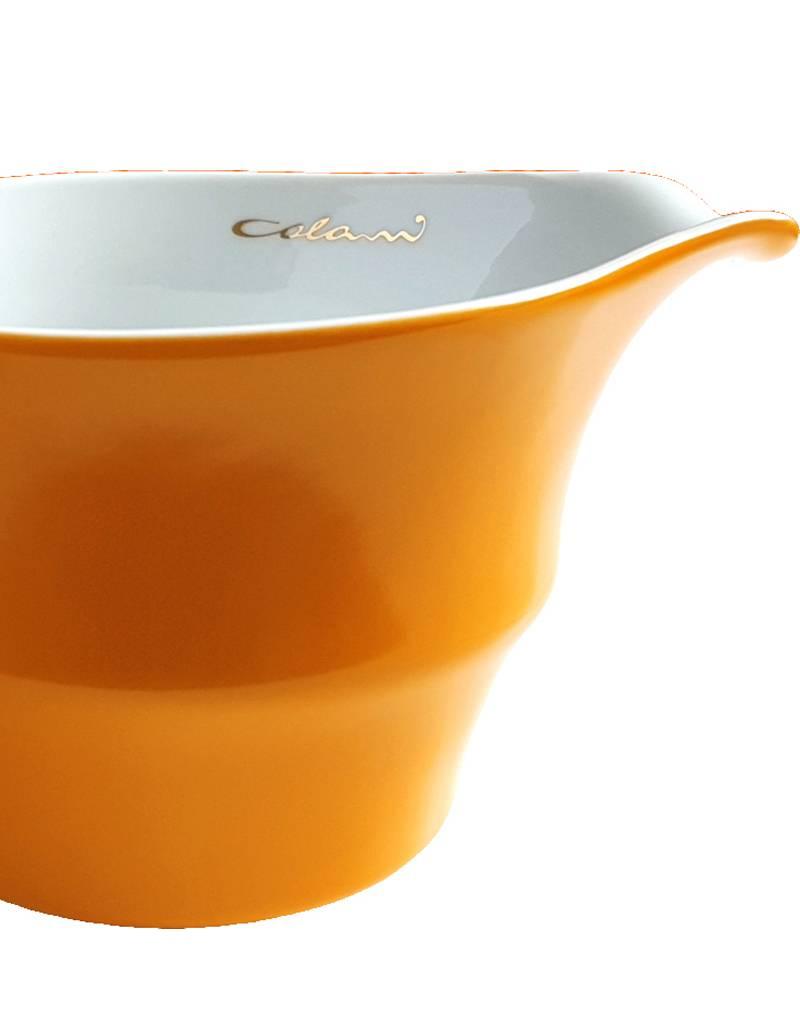 Colani Porzellanserie Colani Müslischale I orange I Schüssel I Porzellan