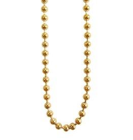 blumenkind® Kugelkette gold, 4 Längen