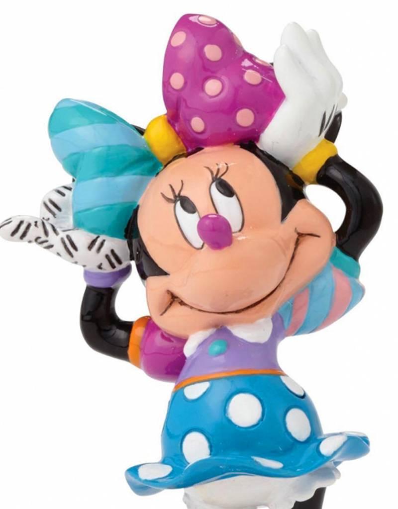 Disney by Britto Minnie Mouse Mini, designt von Romero Britto