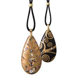 Goebel Porzellanmanufaktur Kette, Klimt - Lebensbaum