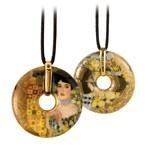 Goebel Porzellanmanufaktur Kette, Klimt - Adele Bloch-Bauer