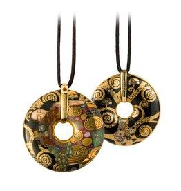Goebel Porzellanmanufaktur Kette, Klimt - Die Erfüllung