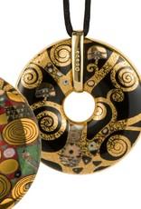Goebel Porzellanmanufaktur Kette Die Erfüllung I Gustav Klimt I Goebel Porzellan