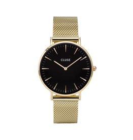 Cluse Cluse Uhr La Bohème gold-schwarz