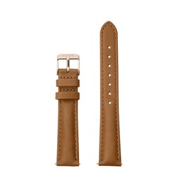 Cluse Cluse Uhrarmband 16 mm caramel-roségold