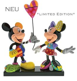 Disney by Britto Mickey & Minnie Mouse, limitiert