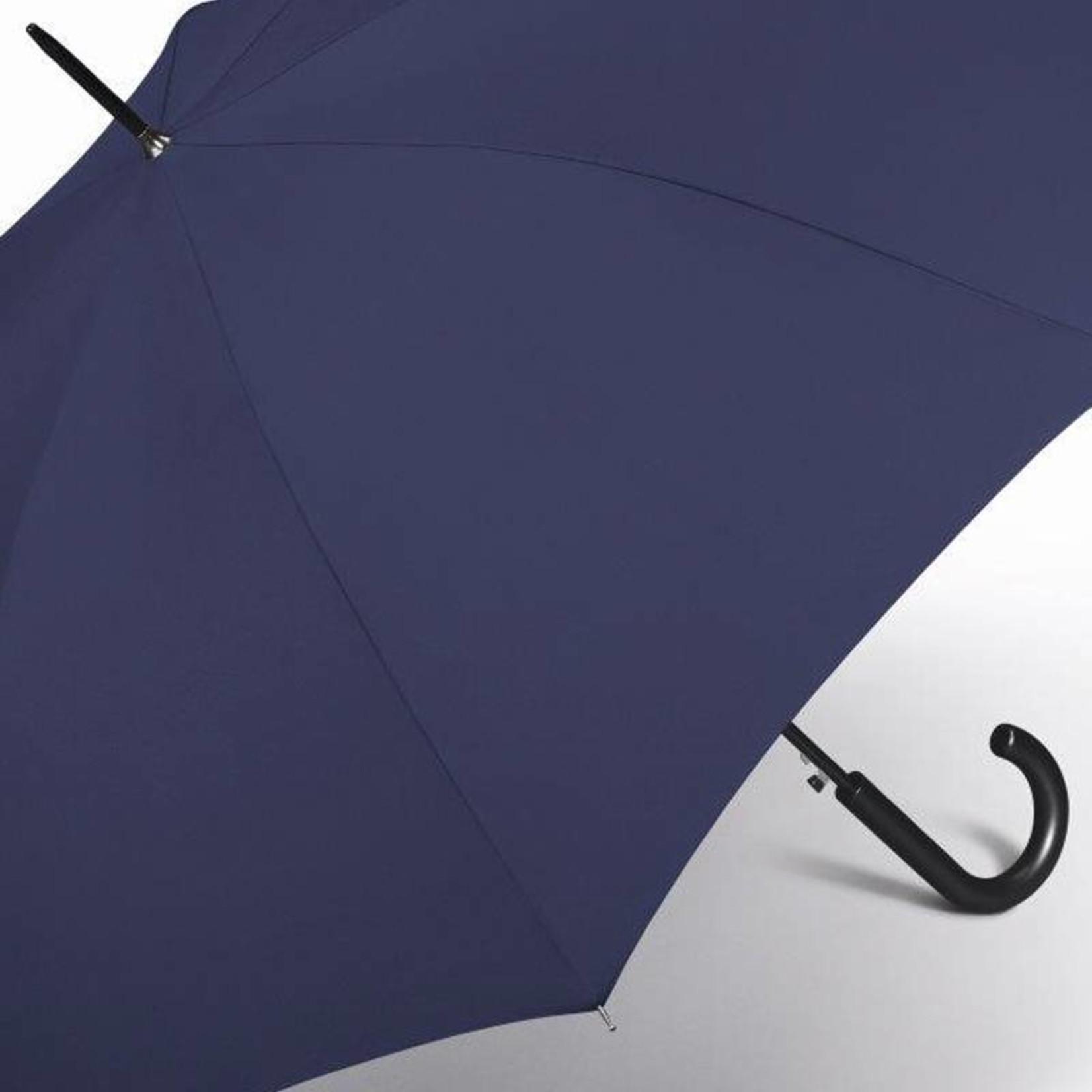 happy rain Stockschirm I navy blau I Automatik I happy rain Schirm