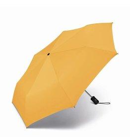 happy rain Taschenschirm uni, gelb