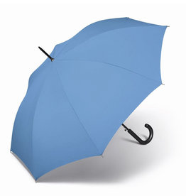 happy rain Stockschirm uni, hellblau