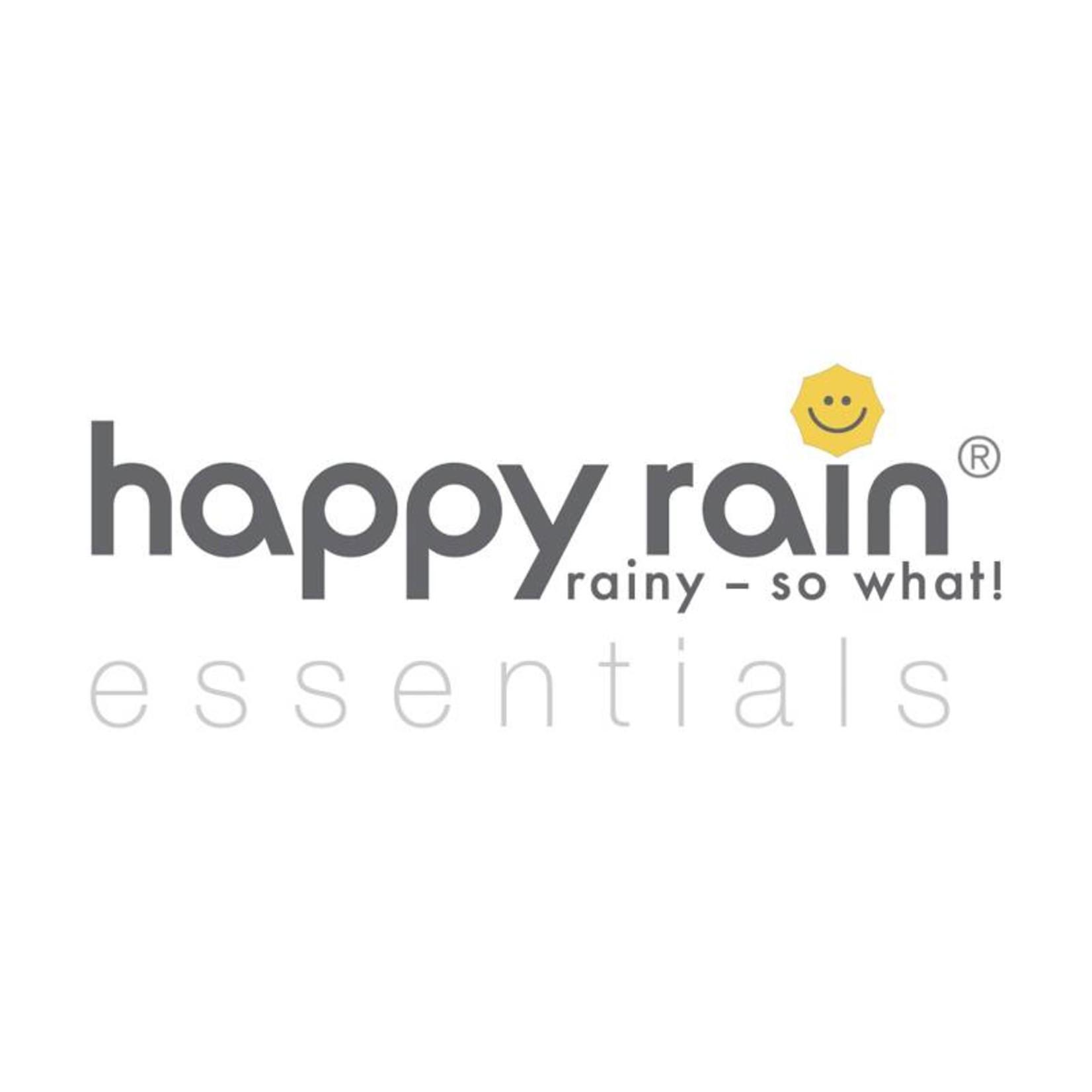 happy rain Stockschirm I rot I Automatik I happy rain Schirm