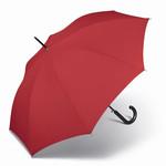 happy rain Stockschirm uni, rot