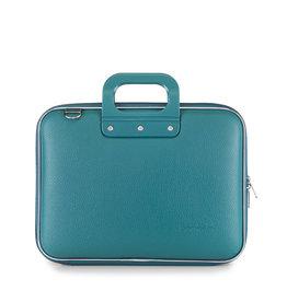 "Bombata Taschen Laptoptasche Classic 13"", türkis"