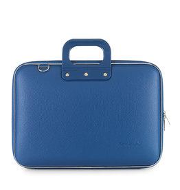 """Bombata Taschen Laptoptasche Classic 15,6"""", blau"""