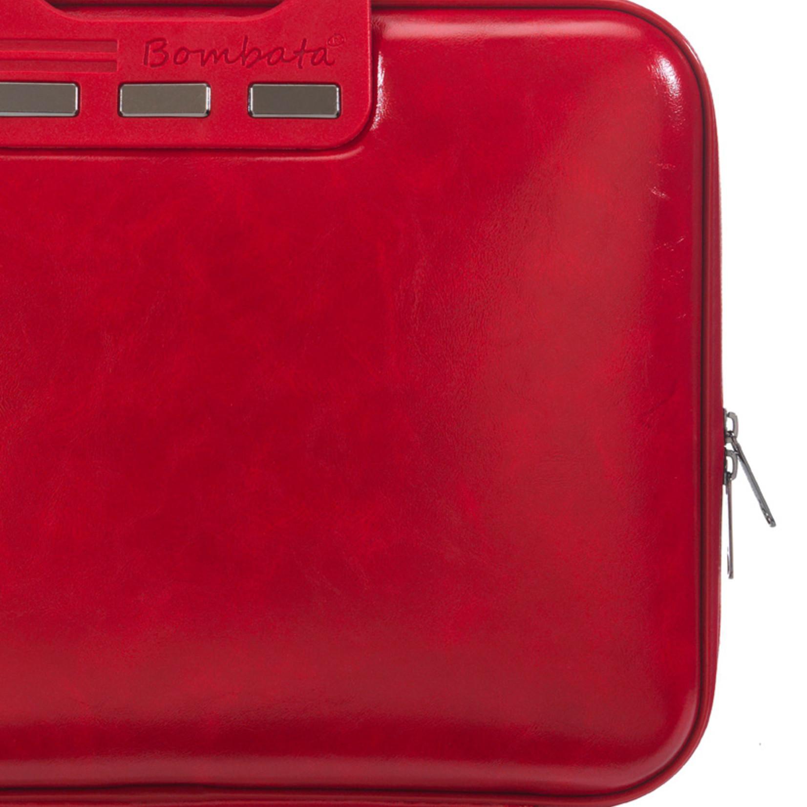 "Bombata Taschen Laptoptasche 13"" | Mediobombata Evolution | rot"