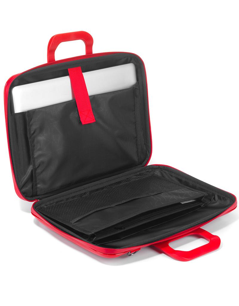 """Bombata Taschen Laptoptasche 15,6"""" I Bombata Evolution I weinrot"""