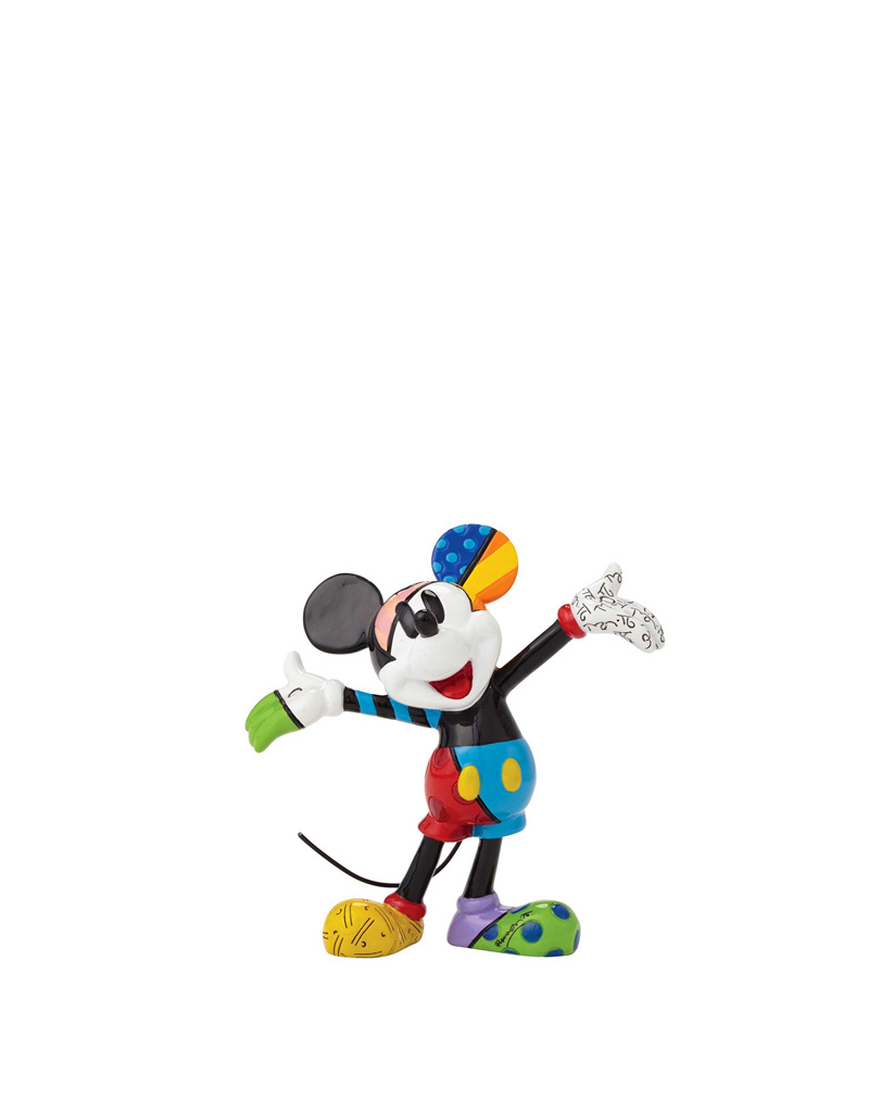Figur Disney by Britto I Mickey Mouse klein I Micky Maus