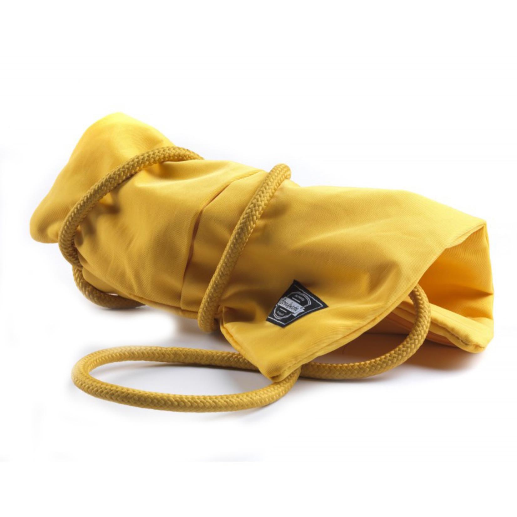 Bombata Taschen Rucksack I Bombata® Campus Gabardina I gelb I Tasche