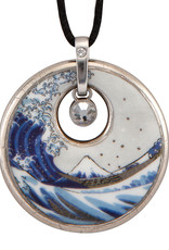 Goebel Porzellanmanufaktur Kette Die Welle I Goebel Porzellan I Katsushika Hokusai