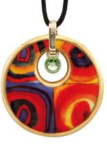 Goebel Porzellanmanufaktur Kette FarbstudieI Goebel Porzellan I Wassily Kandinsky