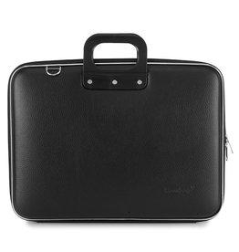 """Bombata Taschen Laptoptasche Classic 17,0"""", schwarz"""